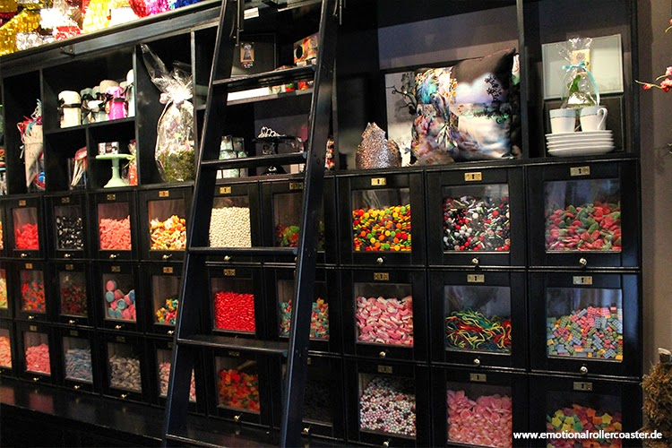 Candystore in West Village.