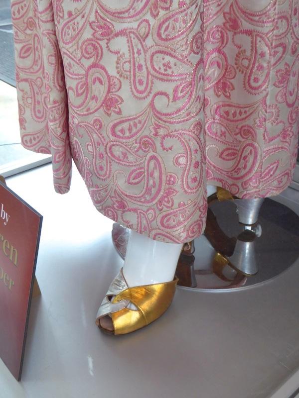 Helen Mirren Trumbo costume shoes