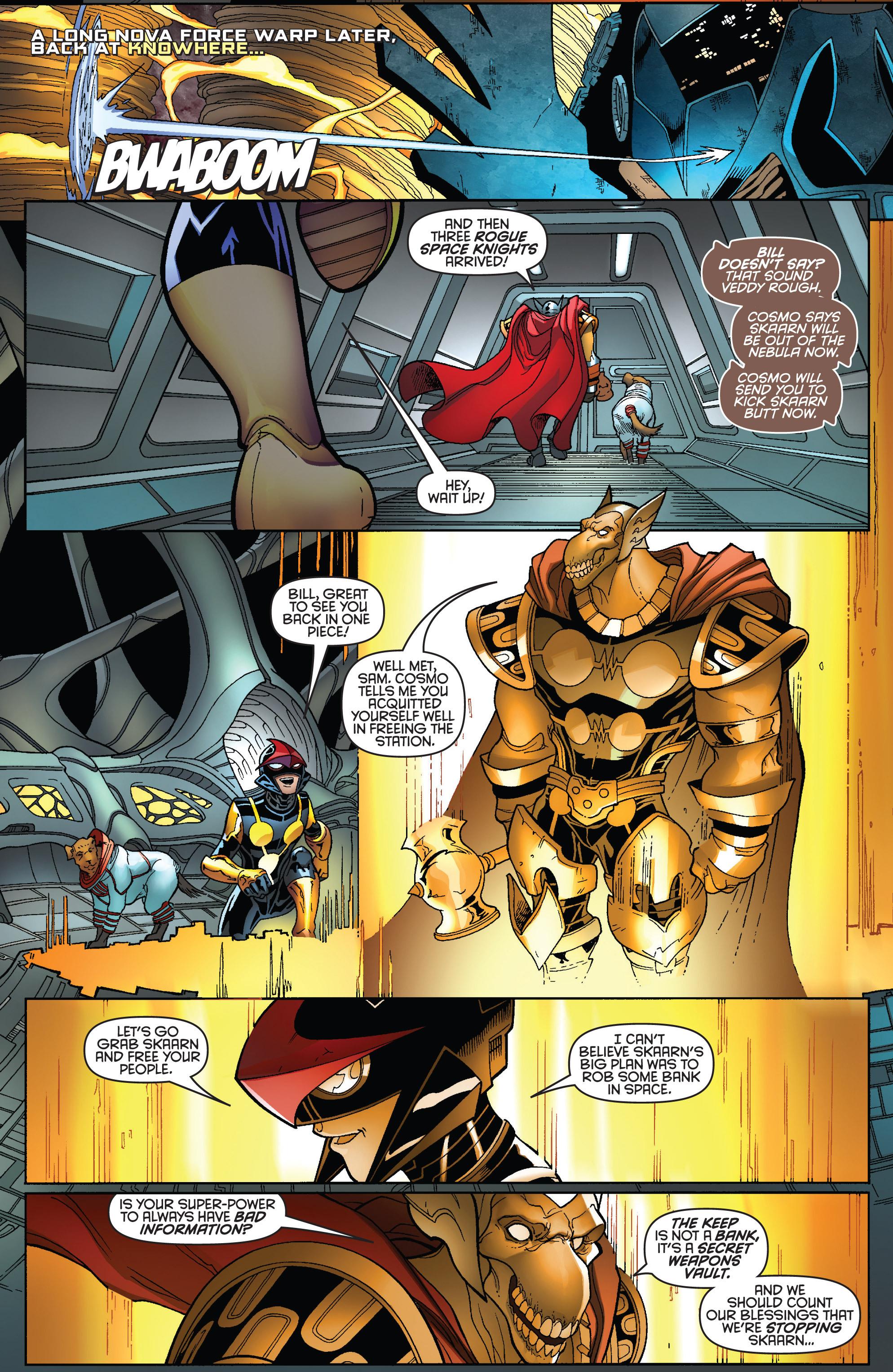 Nova (2013) - Chapter  15 | pic 21