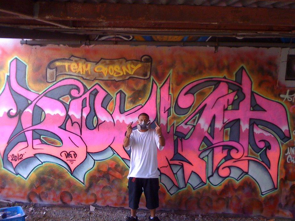 Labels Graffiti Legal Wall