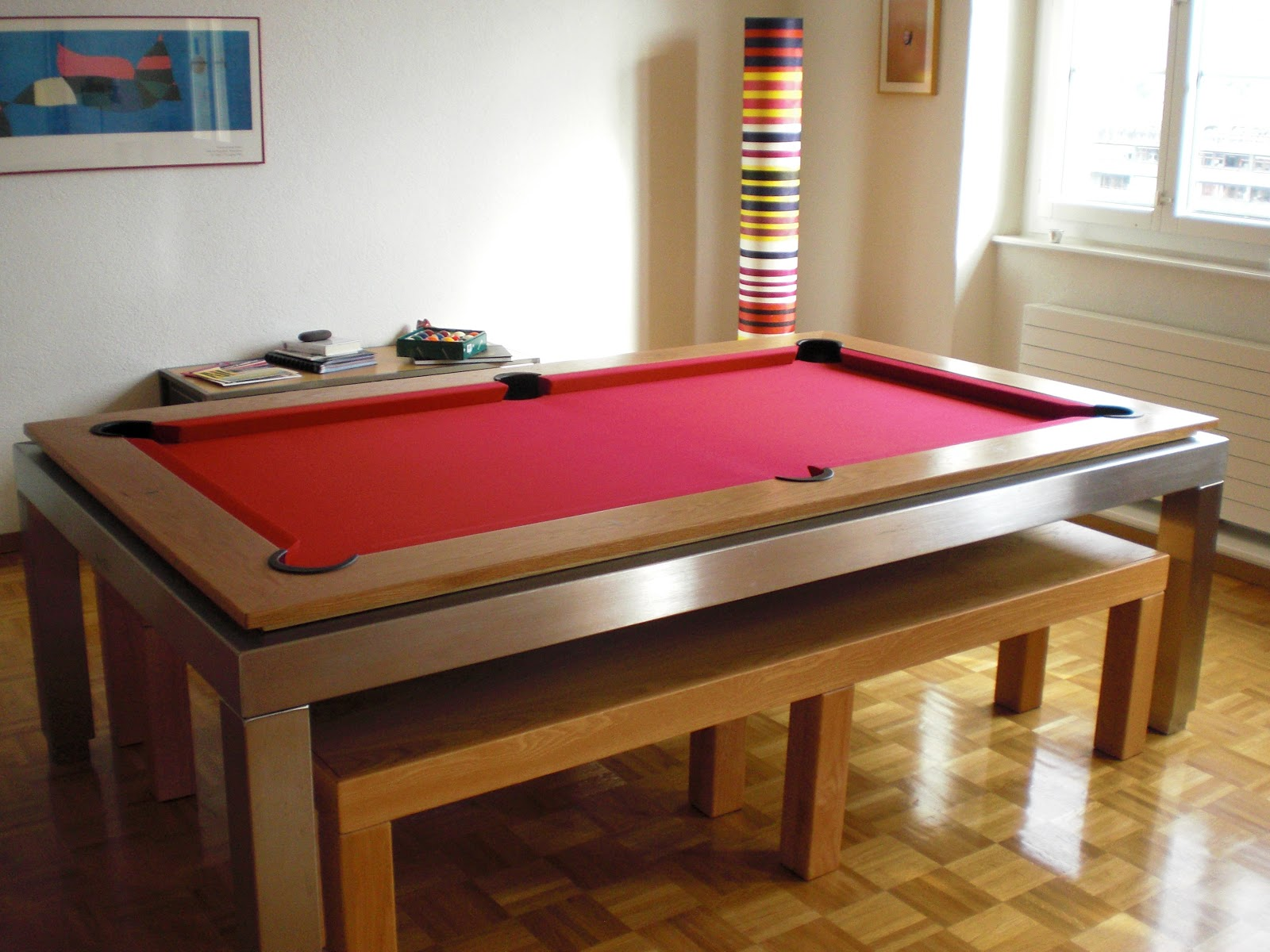 table de billard pas cher. table a manger billard pas cher valdiz