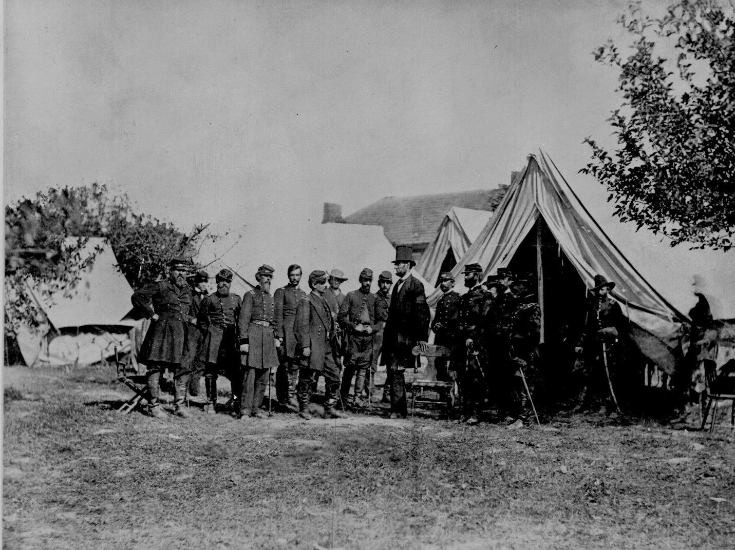 Guerra Civil Estadounidense - Lincoln