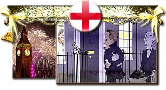 Ano Novo Inglaterra