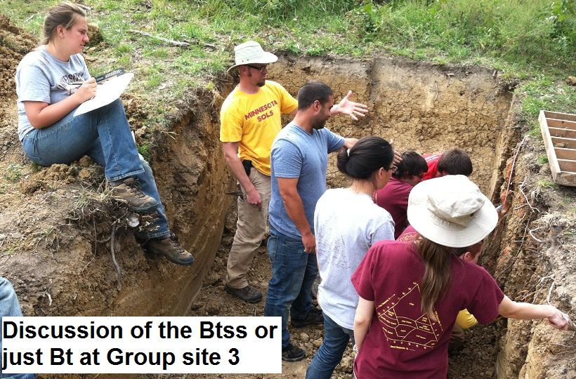 University of minnesota soil judging team 2012 for Soil judging