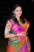 Malavika nair photos in half saree-thumbnail-19