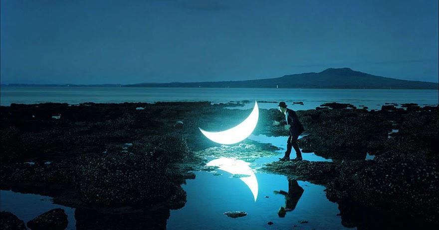 Dünyayı Dolaşan Ay