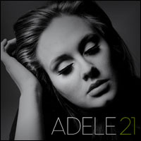 Top Albums Of 2011 - 33. Adele - 21