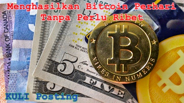 Bitcoin perhari