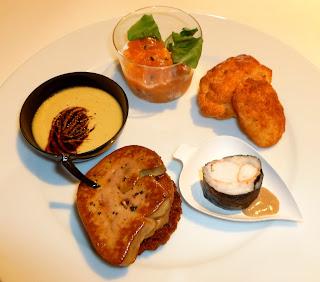 Image Cours de cuisine : un cocktail dînatoire 5 pièces