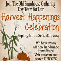 Harvest Happenings Celebration