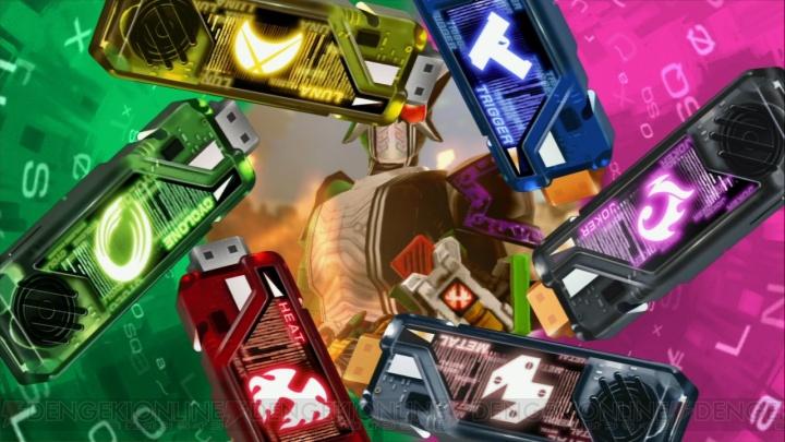 Renn Kiriyama Voices Kamen Rider W in Kamen Rider Battride ...