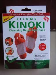 Harga Kinoki Detox Foot Pads