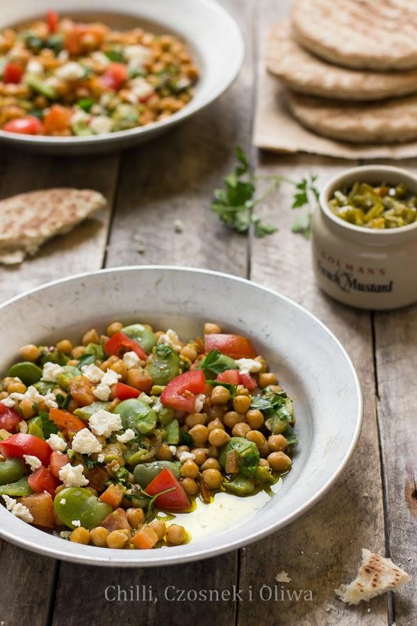 Ful Medames Zapraszam Was Na Egipskie śniadanie Chilli