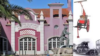 bombeiros de alcabideche querem criar museu