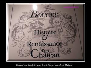 château Bougey