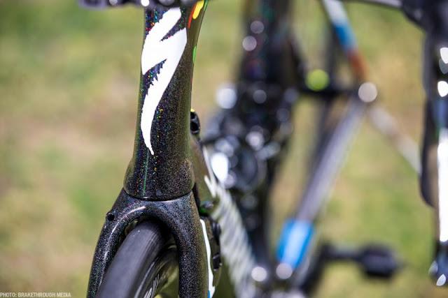 Tinkoff nos muestra la nueva bici de Peter Sagan