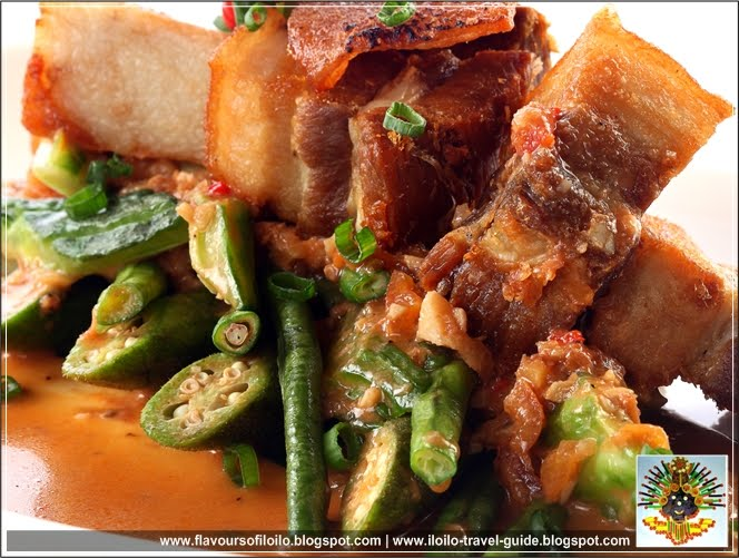 Mouth watering pinakbet from bauhinia filipino cuisine for Cuisine in tagalog