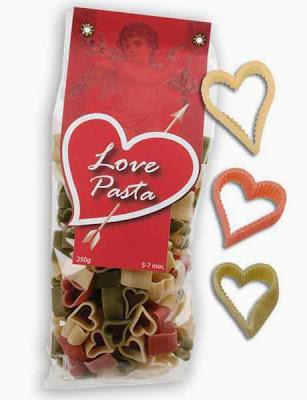 Pasta Corazón
