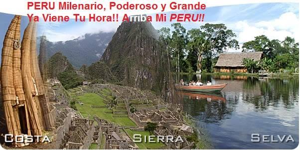 Sana Nueva Politica - PERU