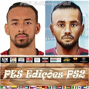 Karim Bellarabi (Bayer 04 Leverkusen) e Alemanha PES PS2
