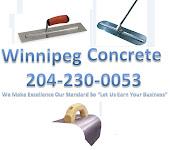 Winnipeg Concrete