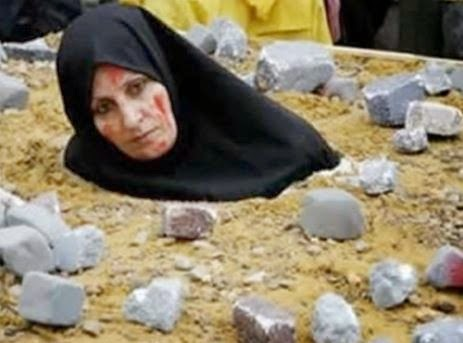 isis stone couple to death
