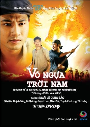 Vó Ngựa Trời Nam - Htv7|| Vo Ngua Troi Nam