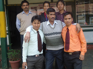 ITBP MALE STAFF 2011-2012