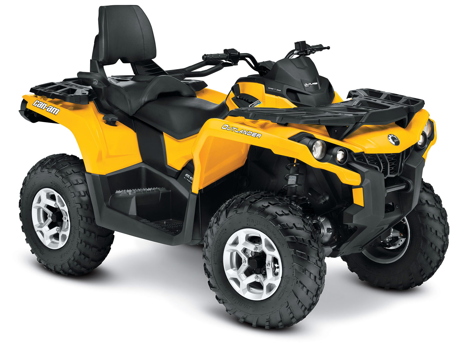 atv pictures 2013 can am outlander max dps 650. Black Bedroom Furniture Sets. Home Design Ideas