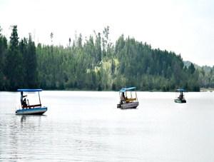 Danau Buatan Limbungan, Pekanbaru, Riau