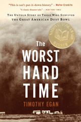 December 8th choice - The Worst Hard Time