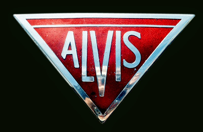 Marque de voiture - Alvis
