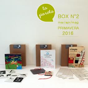 [ BOX LA PAROLA ]