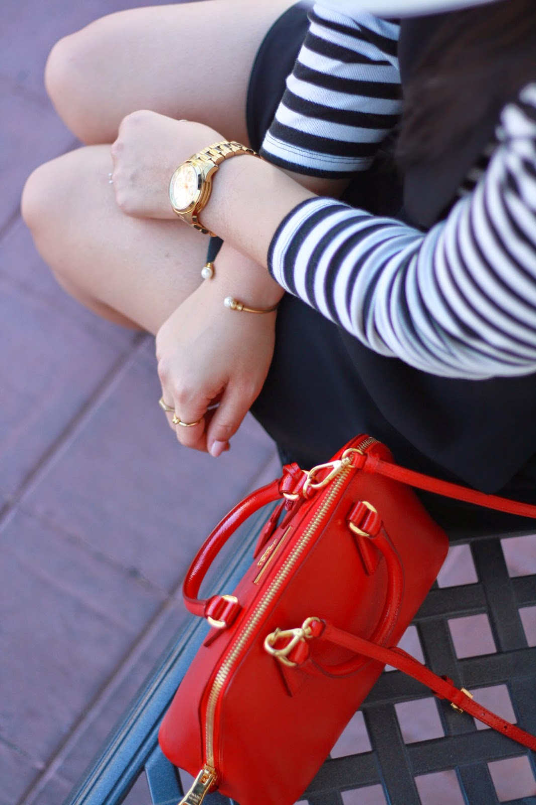 simplyxclassic, asos romper, loft stripe shirt, prada bag, jcrew panama hat, zara heels, style, ootd, parisian, blogger, california blogge