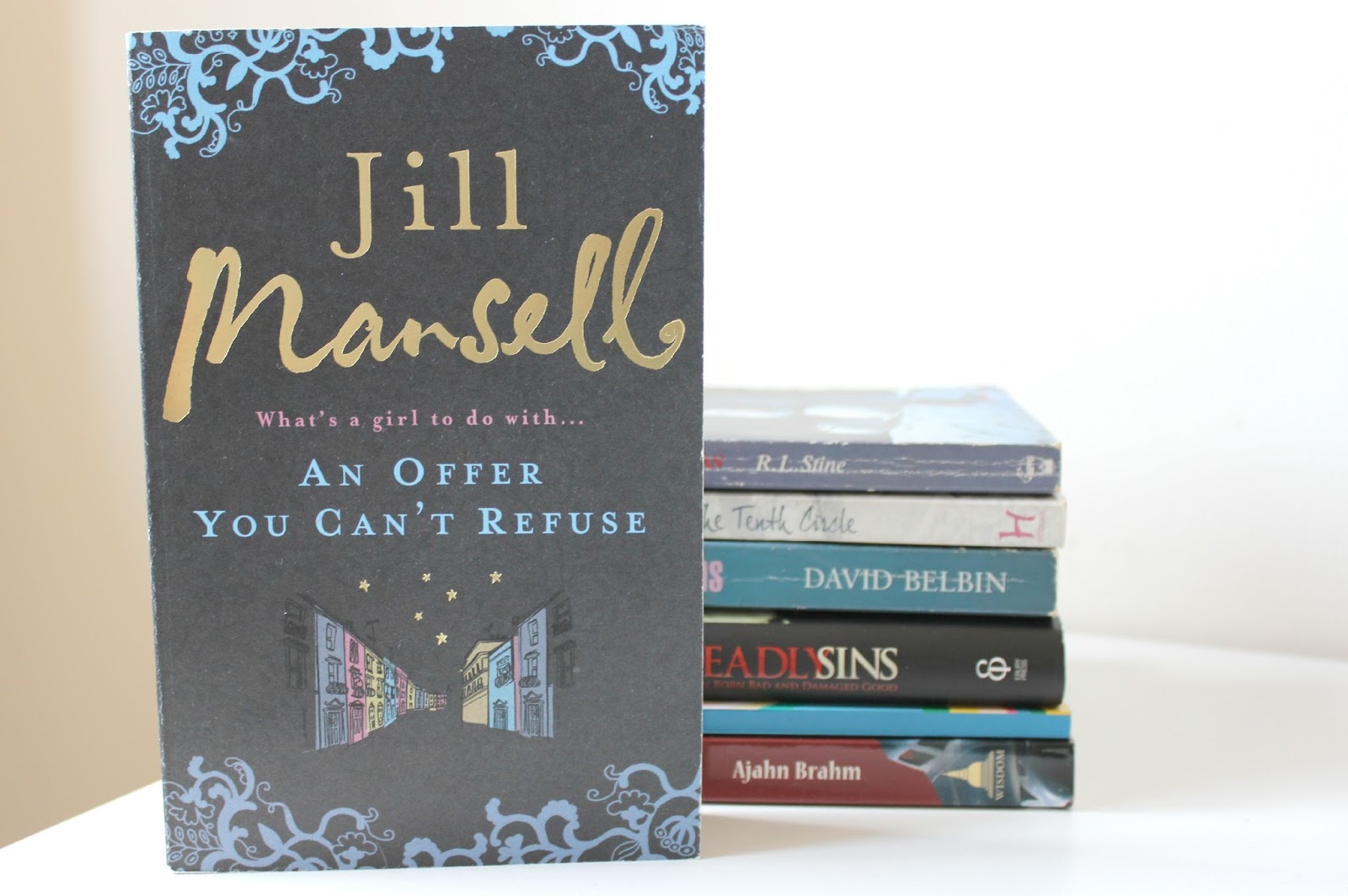 A picture of An Offer You Can't Refuse by Jill Mansell