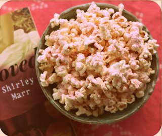 preloved by shirley marr popcorn snack strawberry pink recipe
