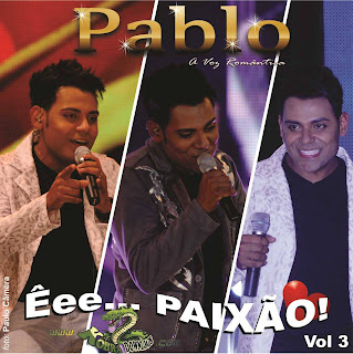 Baixar CD Pablo A Voz Romntica  Volume 03 (2013)