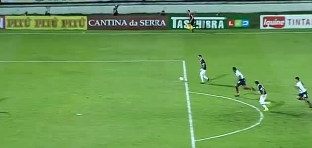 Bahia perde, veja os gols