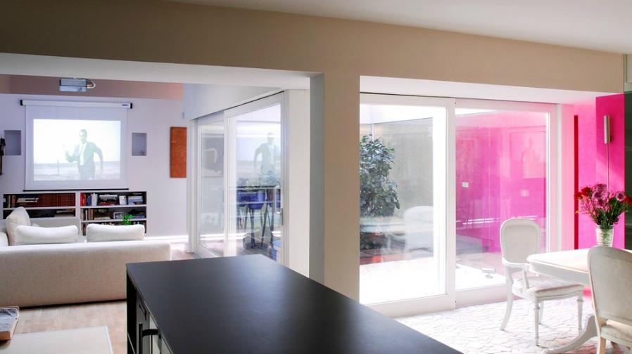 Hermanas bolena love loft quiero una casa con patio for Piani di casa patio gratuito