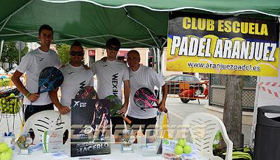 Club Escuela Pádel Aranjuez