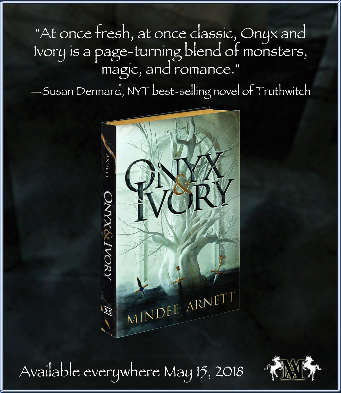ONYX & IVORY RELEASES MAY 15, 2018
