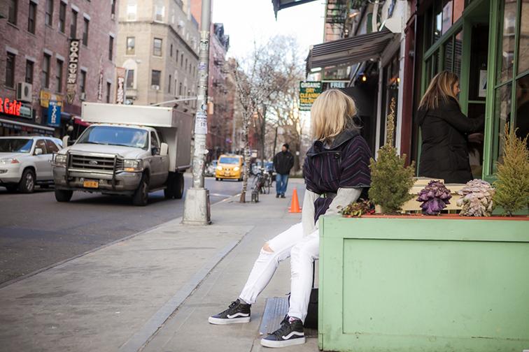 Nolita streets, Vans style