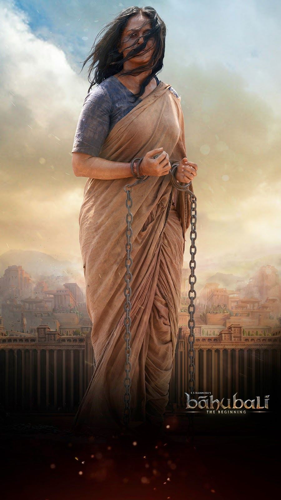 Anushka as Devasena in Baahubali HD Posters Telugu,Tamil, Hindi & Malayalam
