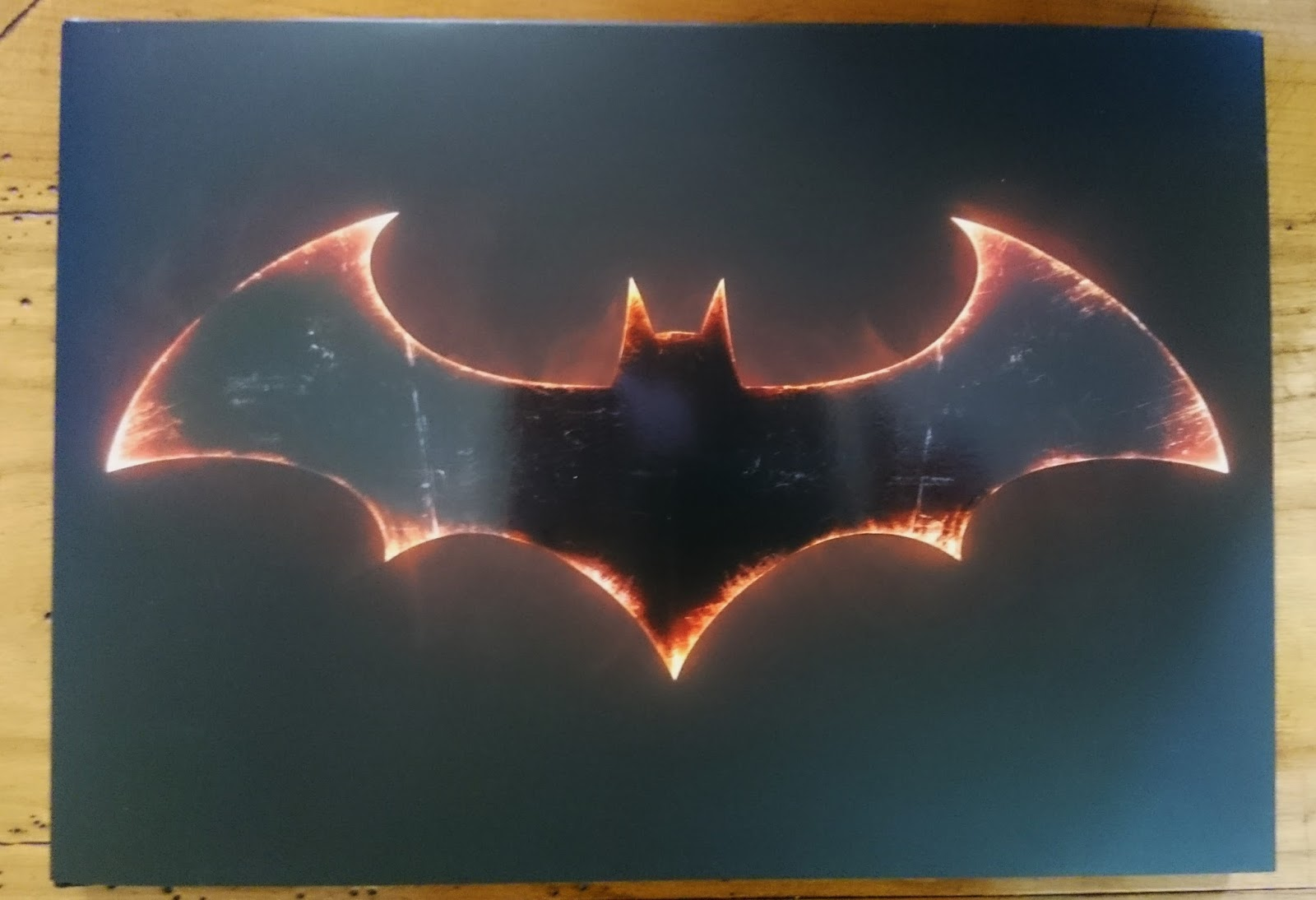 Batman Arkham Knight Bat Symbol