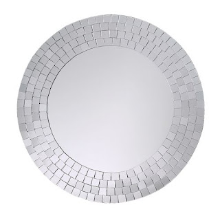 Tranby mirror from Ikea
