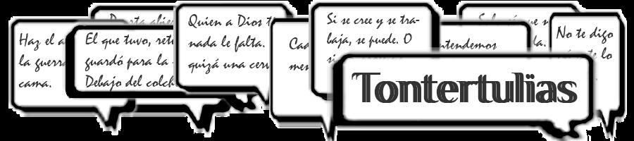 Tontertulias