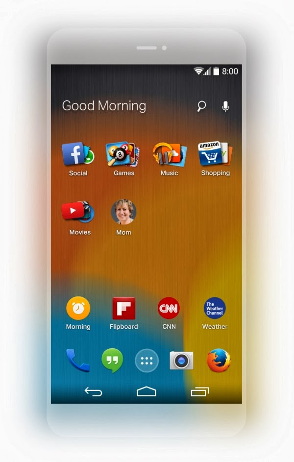Mozilla announces Firefox Launcher for Android phones