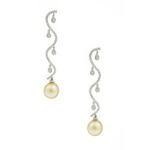 Beautiful elegant stylish Earings Collection february 2012