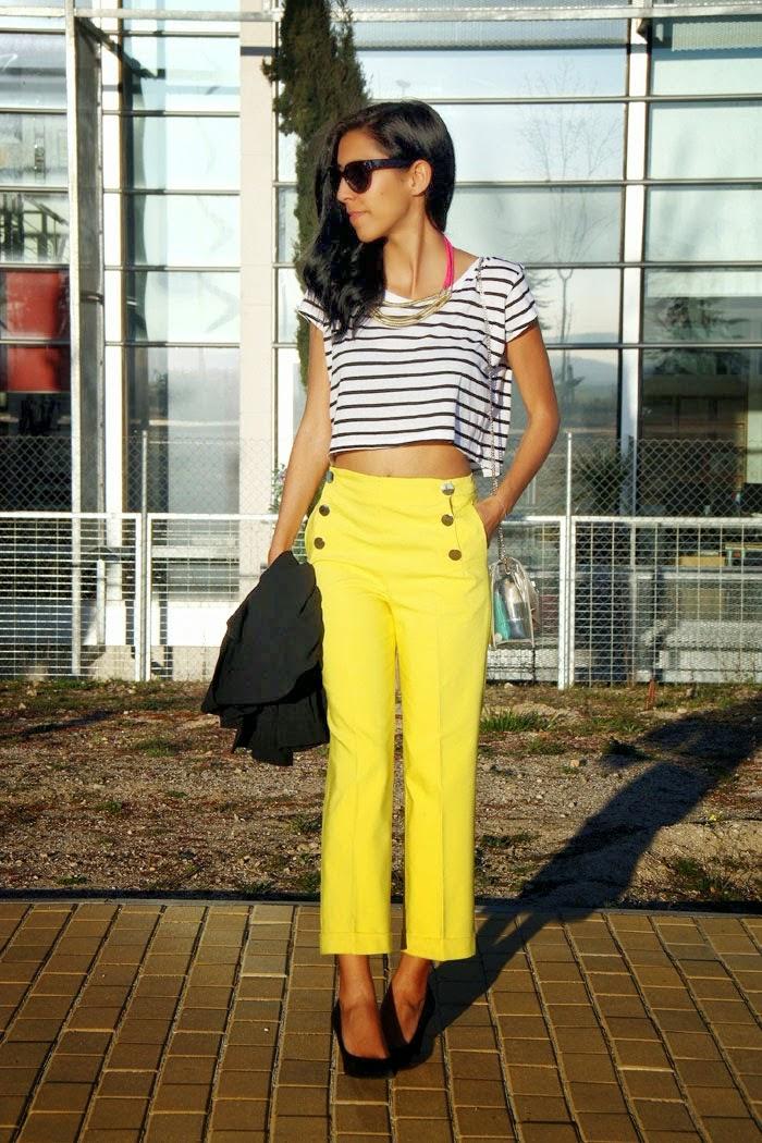 Ohmylook 9 outfits con prendas de temporada oh my blog - Combinaciones con gris ...