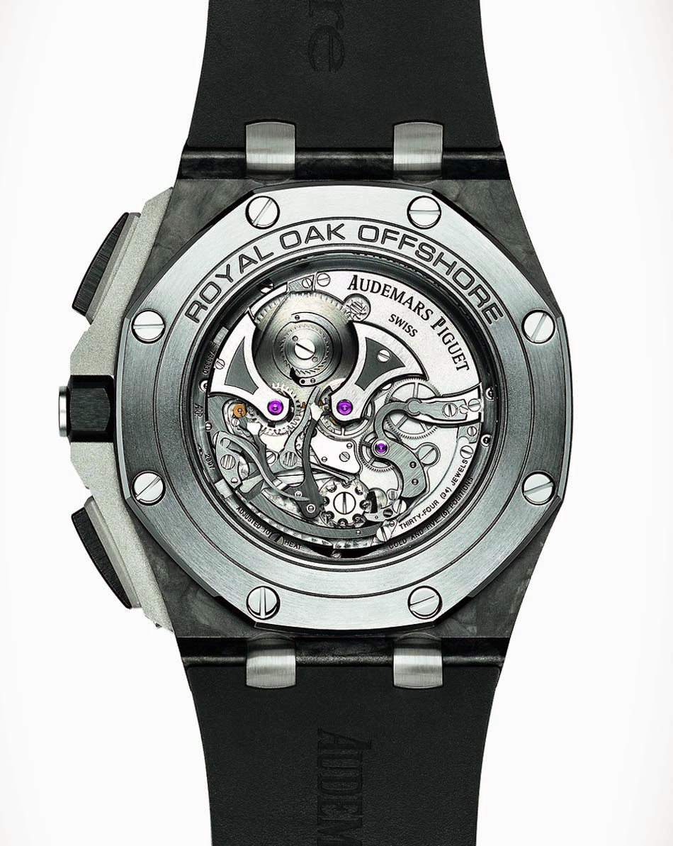 Audemars piguet royal oak selfwinding offshore tourbillon chronograph time and watches for Ap royal oak offshore chronograph